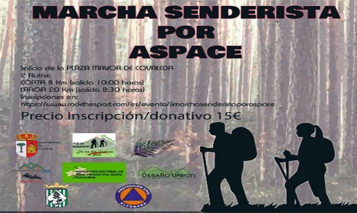 Foto 1 - El sábado 19, la II Marcha Senderista de Aspace en Covaleda