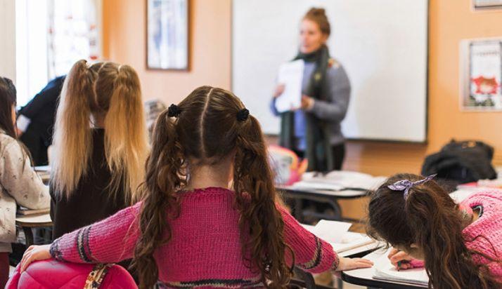 Foto 1 - IU de CyL pide convocatoria de empleo en educación más ampliar para paliar el número de interinos