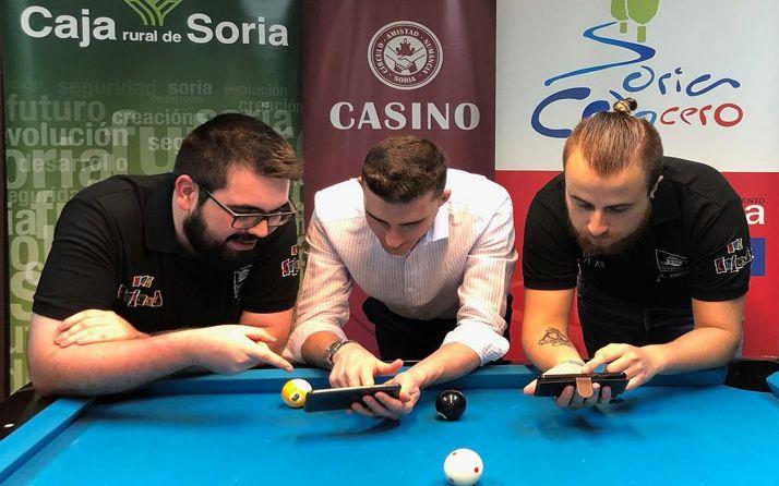 Foto 1 - El Club de billar del Casino debuta en los eSports