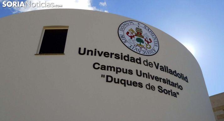 Foto 1 - Curso sobre Teledetección en el Campus de la UVa en Soria