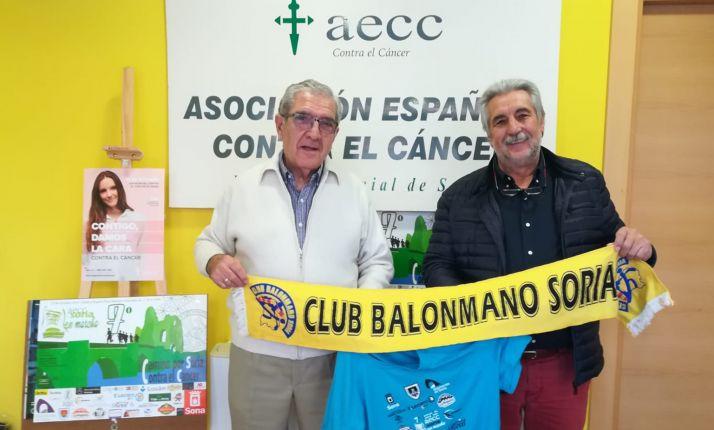 Fernando Ligero (izda.) y Carlos Heras. /BMS