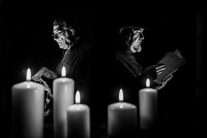 Lectura de relatos cortos. /Festival de las Ánimas