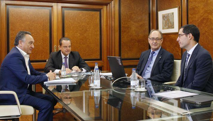 Sesión plenaria del Consejo de Cuentas de CyL.