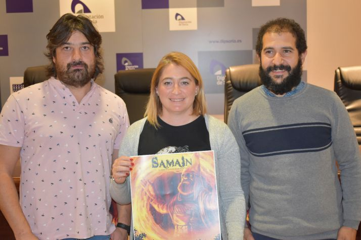 Presentación del Samain 2019.