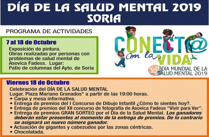 Foto 1 - Este viernes, Día de la salud mental en Mariano Granados