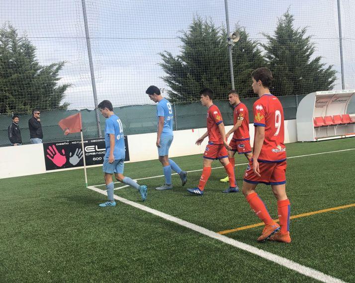 El Numancia Juvenil le da la vuelta al marcador para citarse nuevamente con el triunfo (2-1)