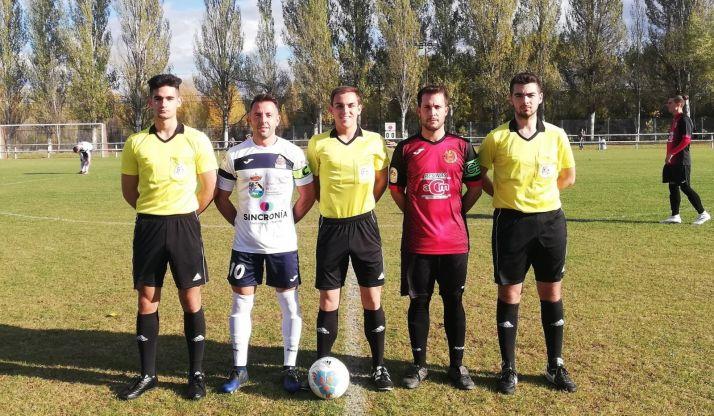 CD Tardelcuende y Atlético Candeleda se citaron en el Abel Antón. Cuenta oficial del Atlético Candeleda