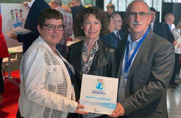 Se convoca la segunda edición de la concesión del sello ambiental 'Centro Educativo Sostenible'