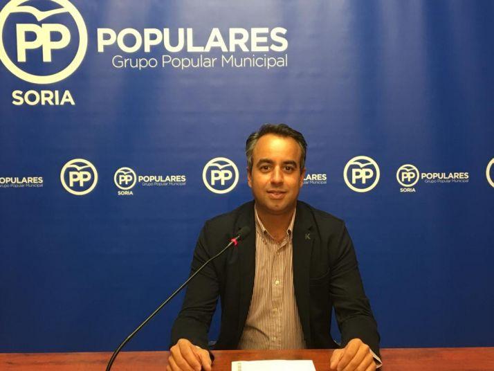 """Foto 1 - El PP critica las fórmulas """"rápidas y por la puerta de atrás"""" para la nueva depuradora"""