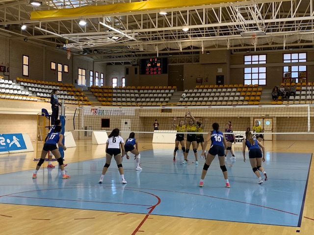 Foto 2 - El CAEP Soria suma su tercera victoria consecutiva