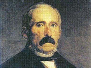 Retrato del filósofo soriano.