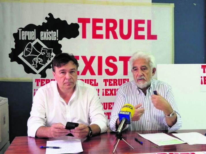 Soria Noticias conversa con Manuel Gimeno, portavoz de la plataforma Teruel Existe.