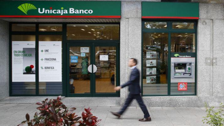 Foto 1 - El beneficio neto de Unicaja Banco crece un 11,8% hasta 159 M€ en los nueve primeros meses