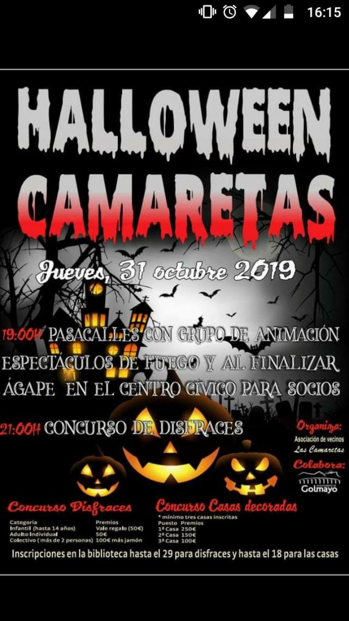 Foto 2 - Camaretas se prepara para un Halloween de miedo