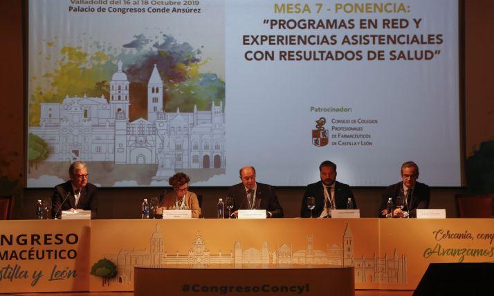 Foto 1 - La Red de 170 Farmacias Centinela de Castilla y León detectan casi un millar de problemas vinculados con la medicación