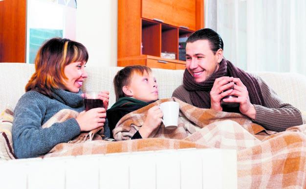 Foto 1 - Trucos para gastar menos calefacción