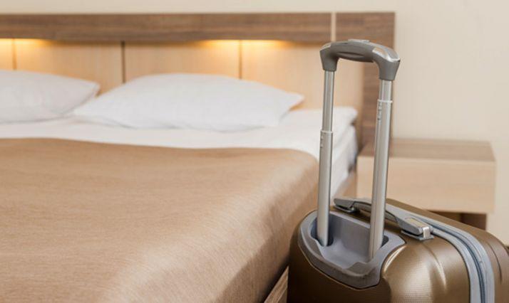 Foto 1 - Condenado en Palencia por no abonar la factura del hotel en el que se alojó casi dos meses