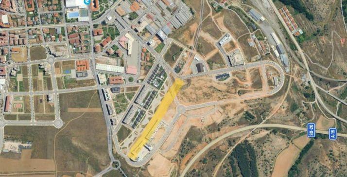 Foto 1 - Nuevo tramo para la ronda del Duero, con 450.000€ para 115m de vial