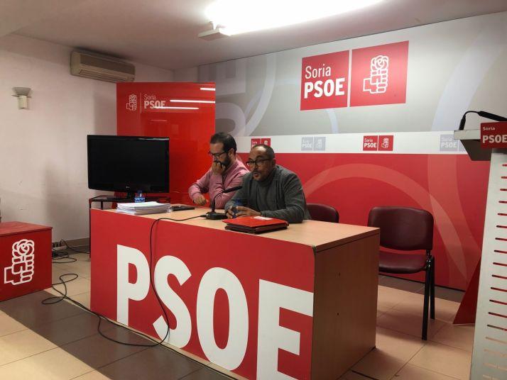Foto 2 - El PSOE reclama un proyecto económico y de empleo para cada comarca de la provnicia