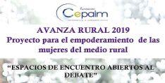Foto 2 - Almazán celebra dos jornadas de empoderamiento de la mujer rural