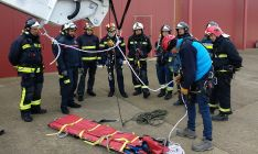 Una imagen del curso de formación. /Dip.