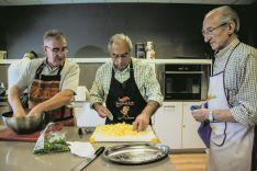 Foto 5 - La cocina les da alas