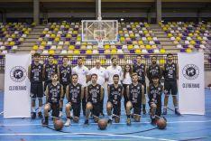 El CSB Soria Ciudad del Deporte se estrenaba en casa, en esta 3ª Jornada de la Copa de Castilla y León, frente al veterano CBC Valladolid