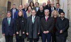 Miembros del Consejo rector del Camino del Cid. /CdC