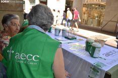 Cuestación anual de AECC.