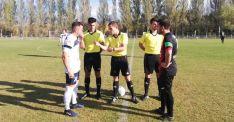 CD Tardelcuende-Atlético Candeleda. Foto obtenida en la cuenta del club Atlético Candeleda