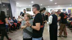 Un reciente encuentro de Soria Baila en el Gaya Nuño.