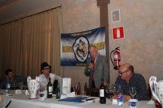 Foto 6 - La Peña Madridista Alberto Vitoria de Ágreda nombra socio de honor a Antonio Ruiz