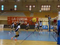 El CAEP Soria destroza al cuadro alicantino por 3-0.