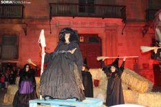 Noche de brujas en Almazán. SN