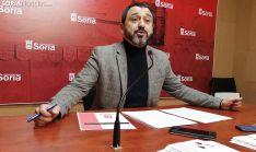 Javier Muñoz, concejal de Hacienda, este martes. /SN
