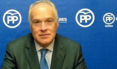 Javier Muñoz Remacha, concejal del PP en el Ayuntamiento capitalino.