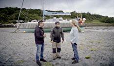 Una de las imágenes del programa televisivo que se emite este miércoles.