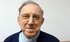 El misionero soriano Pablo Hernando. /DOS