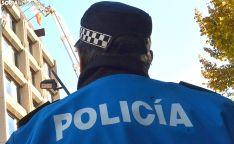 Un agente de la Policía Municipal. /SN