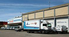 Una imagen de las instalaciones de la empresa Distribuciones Rodrigo.
