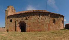 Iglesia de San Juan Bautista de Tozalmoro, BIC desde 1991.