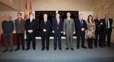 Imagen de la toma de posesión del presidente del Consejo Económico y Social. /Jta.