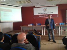 Foto 5 - Óscar Torres, premio al Mejor Trabajo Fin de Grado del Campus de Soria