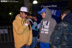 Imágenes del evento de Rest in Rap.