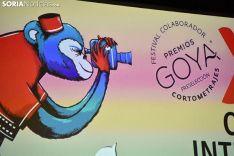 Gala inaugural del Certamen de Cortos.