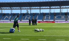 Estadio Juegos del Mediterráneo. @cdnumancia