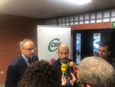Foto 3 - CSIF reclama que todos los centros de salud de Castilla y León tengan servicio de fisioterapia