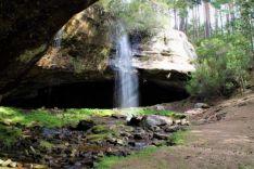 Imagen de la icónica Cueva Serena.