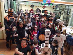Noche de Halloween en Cubo de la Solana.