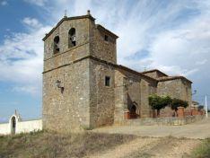 Iglesia parroquial San Juan Bautista. Almarail